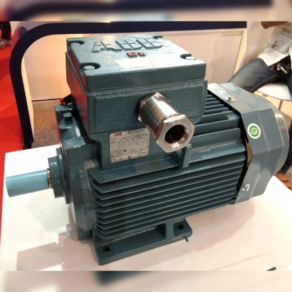 ELECTRIK MOTOR ABB